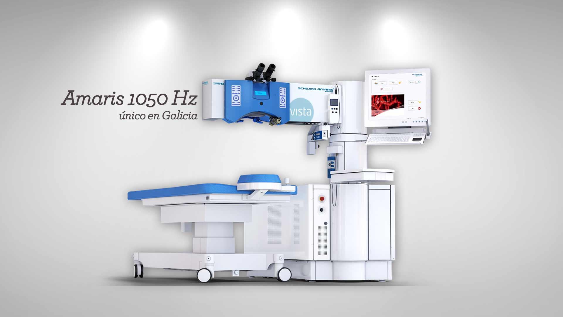 Laser Amaris 1050 hz