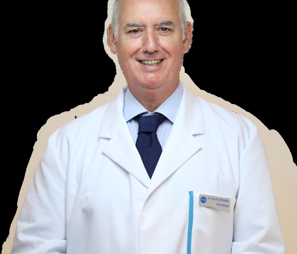 Director médico Vista Gutierrez Amorós